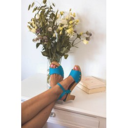 Sandales en bois AUDE