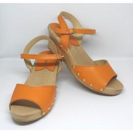 Sandales en bois  ANDREA